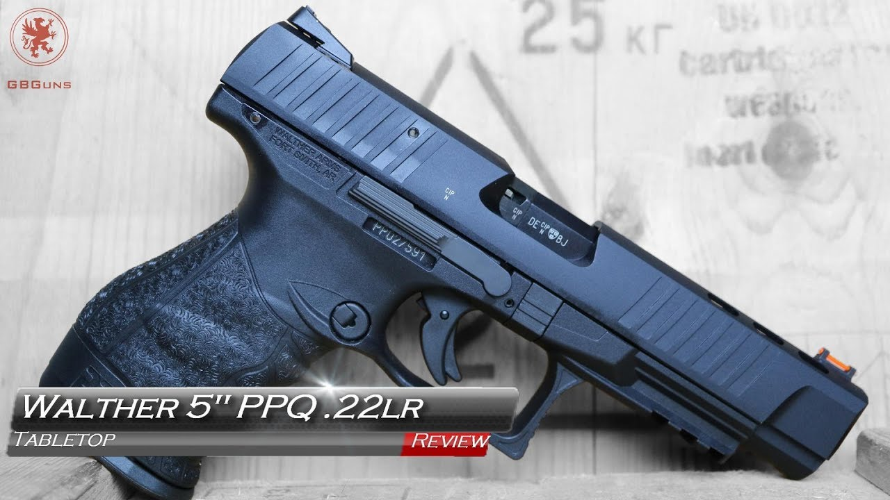 Walther PPQ  22 5
