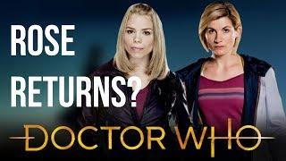 ROSE RETURNS?? | Doctor Who Series 12