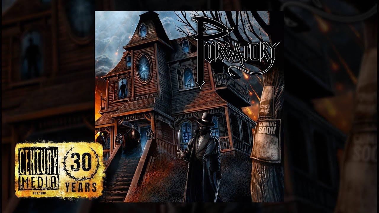 JON SCHAFFER'S PURGATORY — Dracula (Album Track)