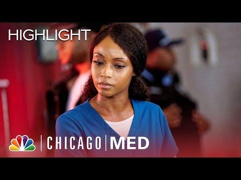 Vicki Glass Returns - Chicago Med (Episode Highlight)