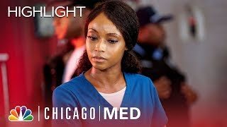 Vicki Glass Returns - Chicago Med (Episode Highlight)