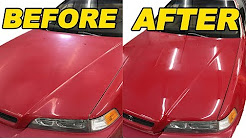 How To Remove Oxidized Paint