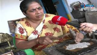 Handicraft family in Khammam district - Exclusive story on their achievements