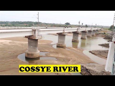 WAG5 Asansol Haldia Kangsabati River Bridge