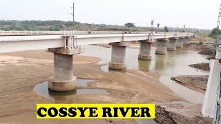 WAG5 Asansol Haldia Kangsabati River
