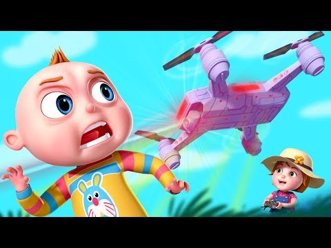 TooToo Boy Vs TooToo Girl - Drone Episode   Videogyan Kids Shows   Cartoon Animation   Funny Comedy