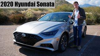 Review: 2020 Hyundai Sonata 1.6T Limited