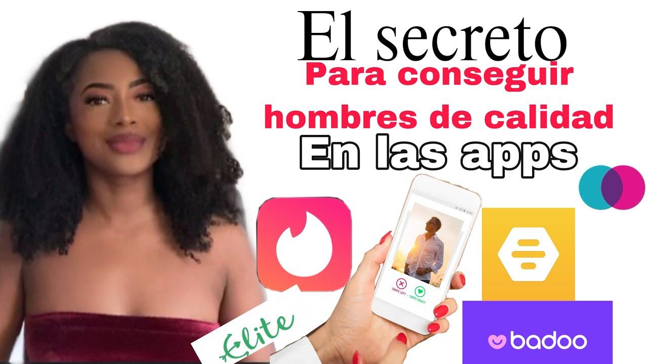 Como atraer y encontrar  HOMBRES DE CALIDAD 👌🏾en TINDER❤️ y otras dating apps.