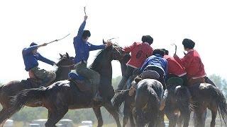 Всесвітні Ігри кочівників: перехрестя культур у Киргизстані - focus