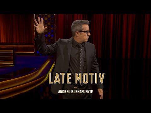 "LATE MOTIV - Monólogo de Andreu Buenafuente. ""Huevazos"" | #LateMotiv244"