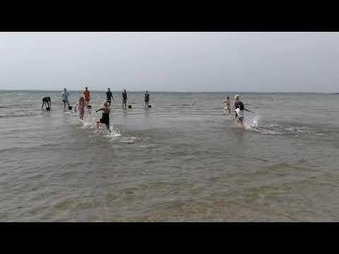 Sommerlejr Jomsborg 2018 Stranden