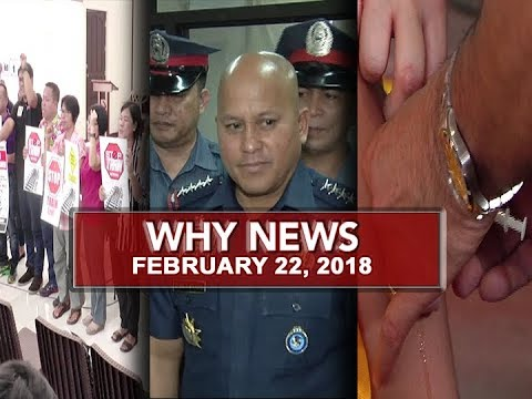 UNTV: Why News (February 22, 2018)