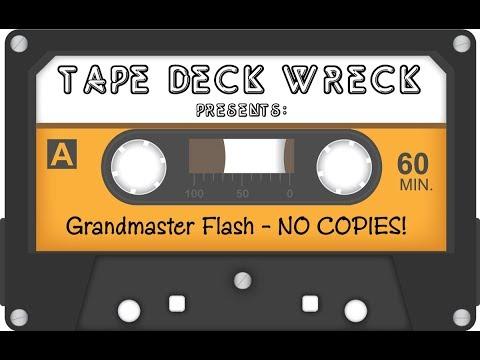Grandmaster Flash - NO COPIES!!