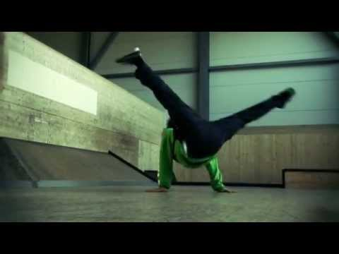 GORILLA Breakdance - Intro (1) D