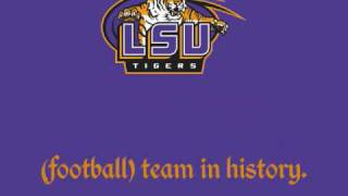Fight for LSU (with breakstrain lyrics)