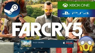 Far Cry 5 Free [LIMITED TIME!!]- FC5 Free(PC/PS4/Xbox)