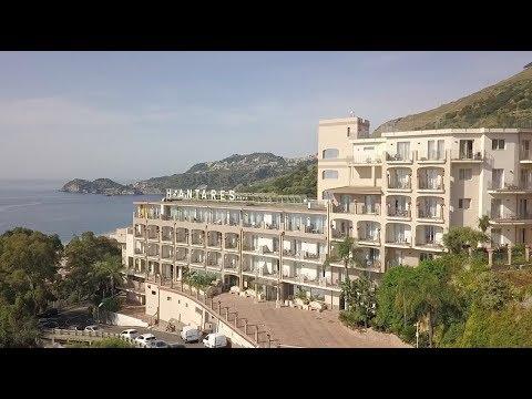 Hotel Antares Olimpo Le Terrazze 2019 Video Drone Letojanni Sicilia Sicily