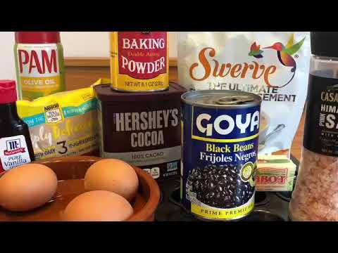 Flourless Mini Chocolate Cakes