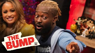 Kofi Kingston swoops in for supersized Royal Rumble preview: WWE's The Bump, Jan. 22, 2020