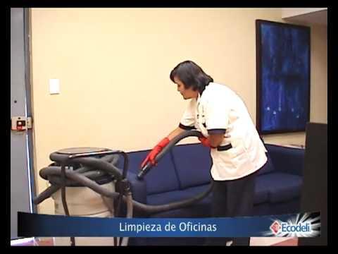 Ecodeli limpieza de oficinas capacitacion mp4 youtube - Limpieza de oficinas ...