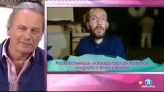 Echenique pregunta a Bertín y Bertín responde.
