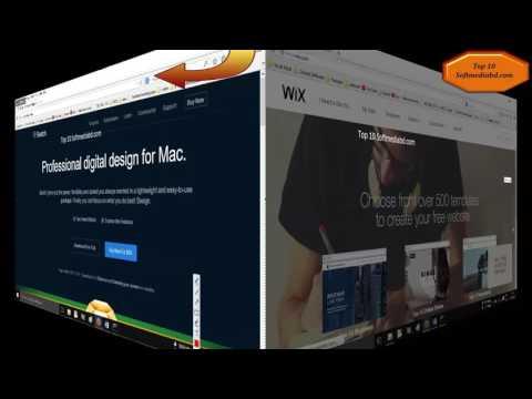 Top 10 Web Design Software