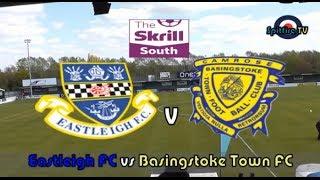 Eastleigh FC vs Basingstoke FC 180414