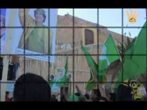 New pro Gaddafi channel on Nilesat