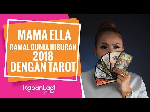 Dunia Entertainment Tahun 2018 Menurut Ramalan Mama Ella
