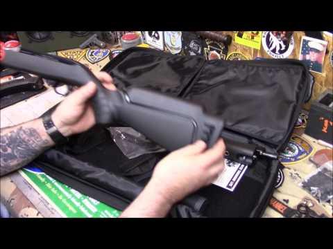 Finally! a BADASS 22 Rifle