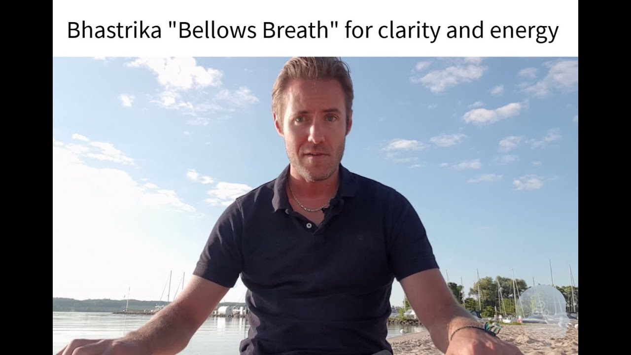 "Day 13: Bhastrika - ""Bellows Breath"" - powerful breathing technique for clarity and energy"