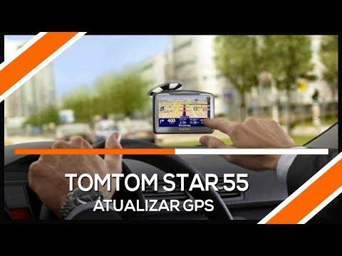 Como atualizar seu GPS TOMTOM - Start 55