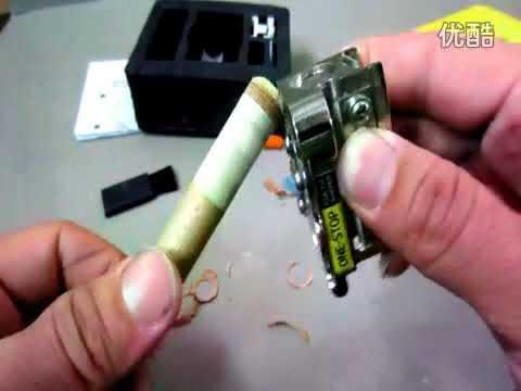 Mini Lathe for billiard cue repair