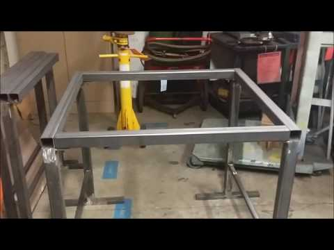 Expandable Steel Saw Horses