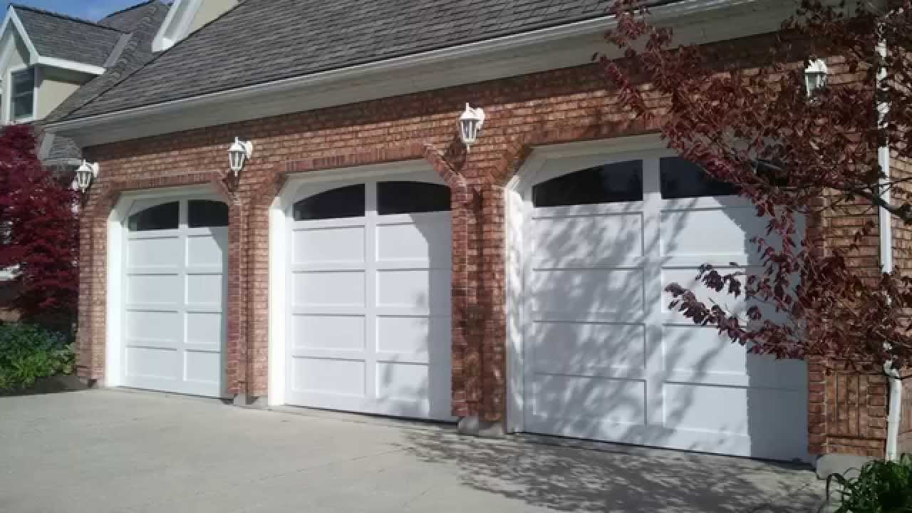 Martin Garage Door Sound Comparison - YouTube