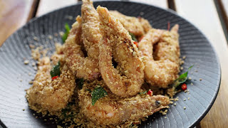 Cereal Prawn (麦片虾)