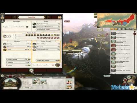 Shogun 2 Walkthrough - Takeda Campaign - Part 29