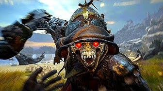 WITCHFIRE New Gameplay Trailer (FPS Action Game 2019)