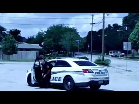 Euless,TX thug cops DRUNK on power. The POLICE STATE is here!