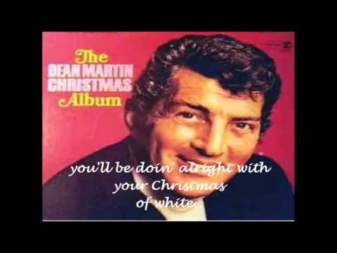 Blue Christmas - Dean Martin - Lyrics
