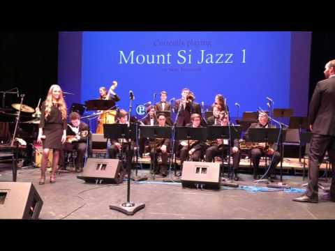 Mount Si Jazz I - Bellevue College Jazz Festival - 2-4-17