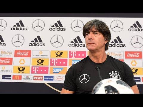 Die Highlights der PK mit Joachim Löw