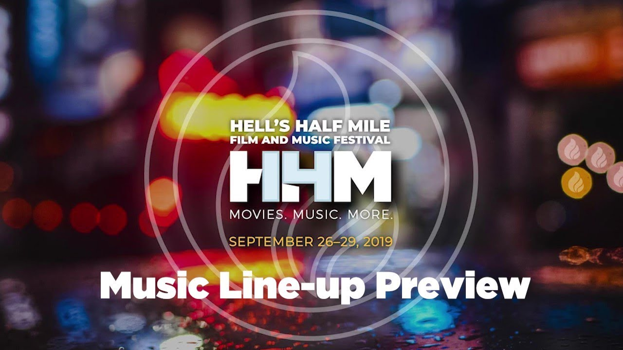 HOME - Hell's Half Mile Film & Music Festival