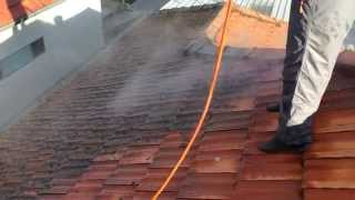Roof Cleaning by Roofing Corp Pty. Ltd