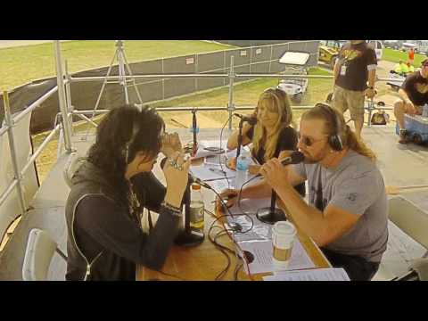 Johnny Dare and Nycki Pace Interview Tom Keifer