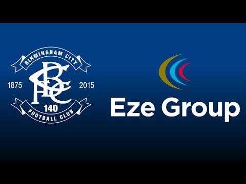 Birmingham City announce Eze Group partnership