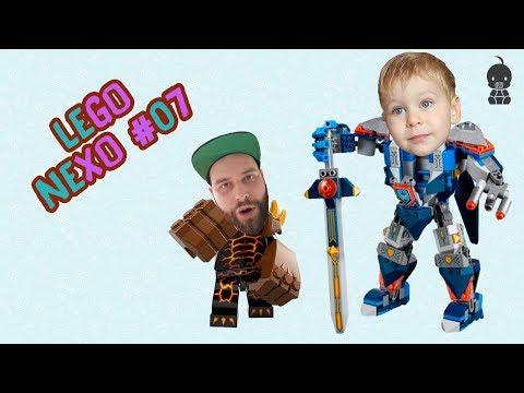 Прохождение игры LEGO NEXO KNIGHTS | Baby GO! Show  Новый выпуск для детей Лего Нексо Найтс