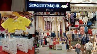 SERGENT MAJOR Paris   Dubai Mall