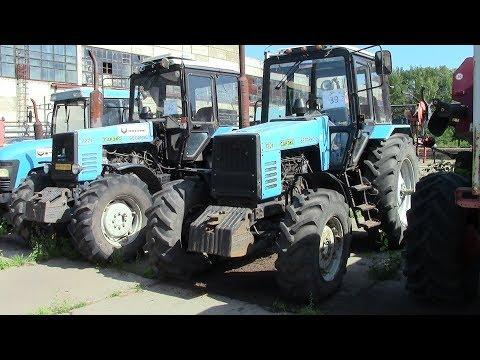 Б/у тракторы МТЗ 1221 - выживут или уйдут в чермет?