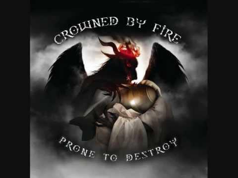 CROWNED BY FIRE - AS ABOVE SO BELOW (LP Version)